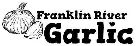 Franklin River Garlic logo